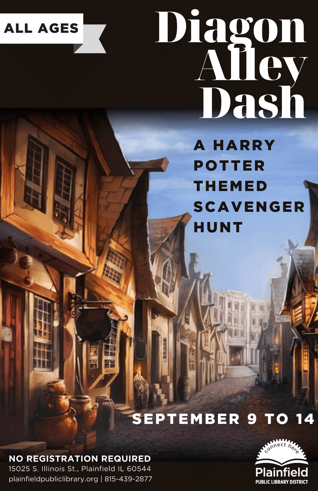 Diagon Alley Dash