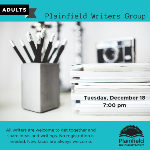 December Writers Group
